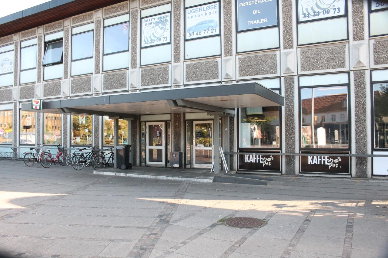 Holbæk Station. Foto: Rolf Larsen.