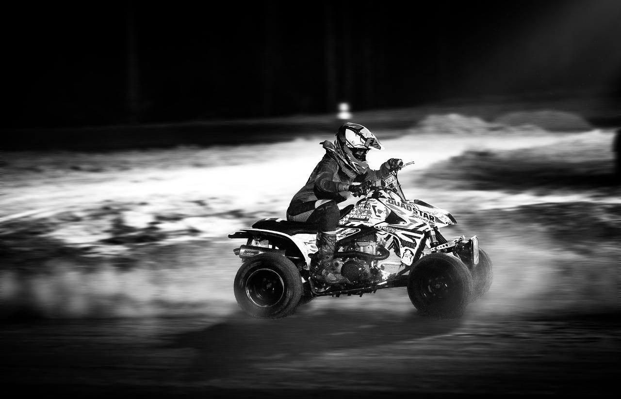 10 ATV'er skaber røre på Orø