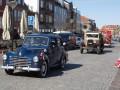 Andelslandsbyen Nyvangs veterankøretøjer blev vist frem. Foto:  Henning Lundhøj