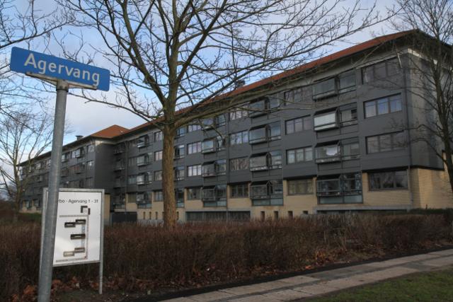 Agervang er stadig på den officielle ghettoliste. Arkivfoto: Michael Johannessen.