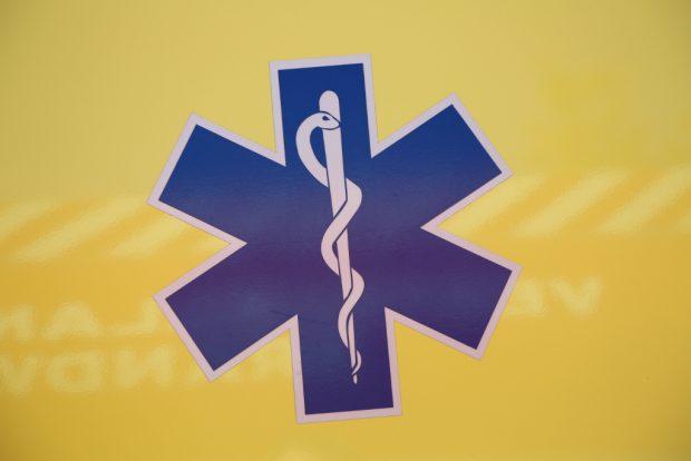 Arbejdsulykke:  17-årig bragt til skadestuen