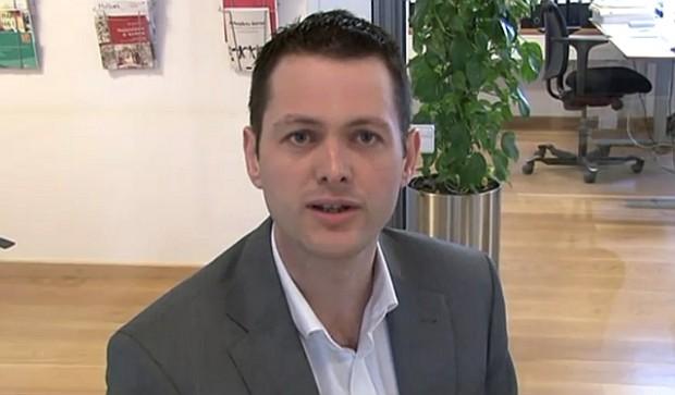Søren Kjærsgaard tager Kenny Jensbys udtalelse om, at han er blevet for socialistisk med ro. Arkvfoto: Jesper von Staffeldt.
