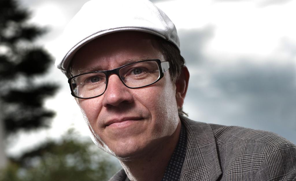 Mød forfatter og instruktør Daniel Wedel. PRfoto.