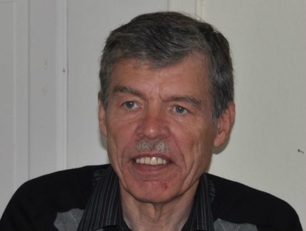 Politiet beder om hjælp til at finde 73-årige Gunnar Brunshuus Andersen fra Undløse. Foto: Politiet.