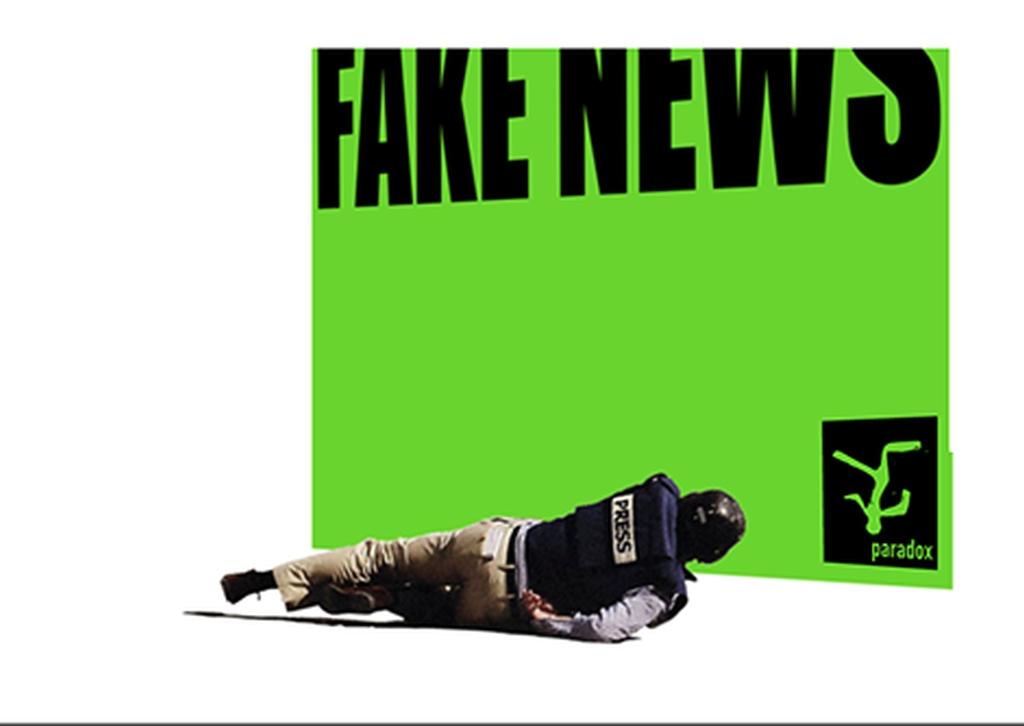 Fake News - Teater Paradox.