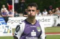 Fazil Keskin har tidligere spillet på Nordvest FC. Han er nu rykket til Svebølle fra serie 4 klubben Holbæk United. Foto: Rolf Larsen.