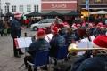 Holbæk Byorkester spiller søndag på Torvet i Ahlgade. Arkivfoto: Jesper von Staffeldt.