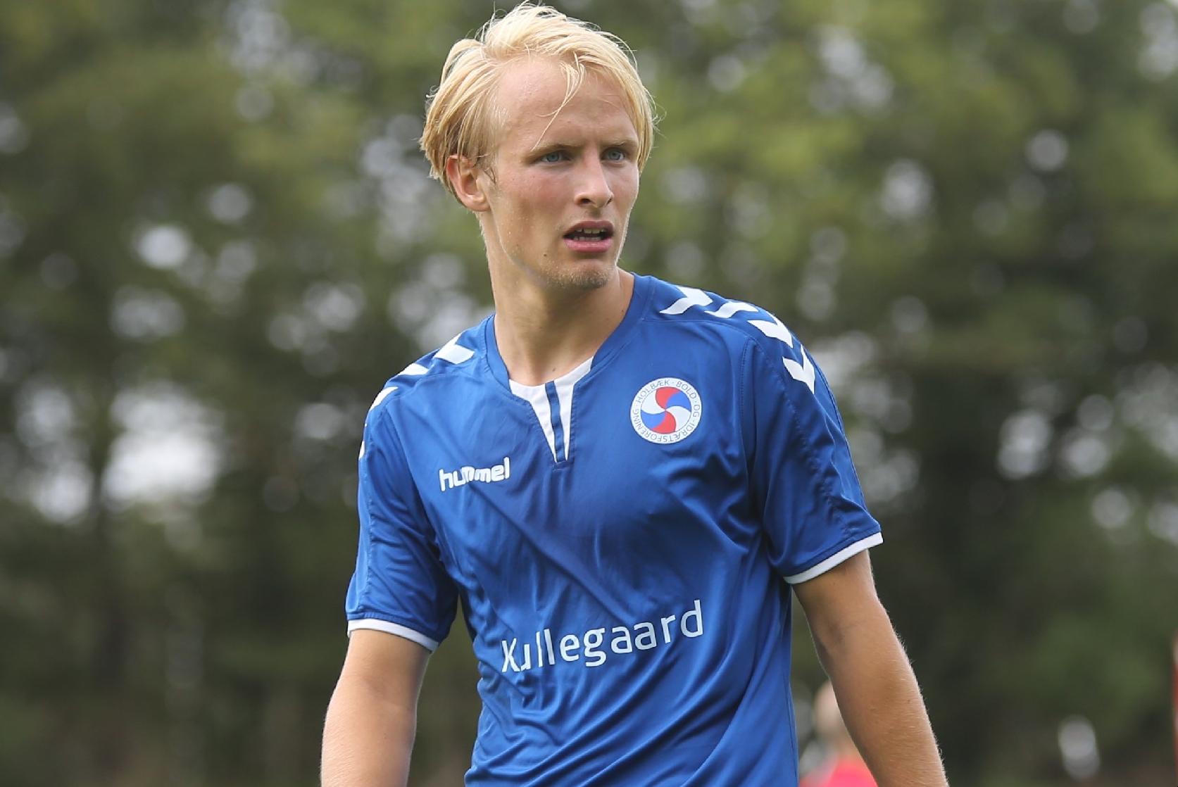 Mads Bobjerg Larsen. Foto: Rolf Larsen.