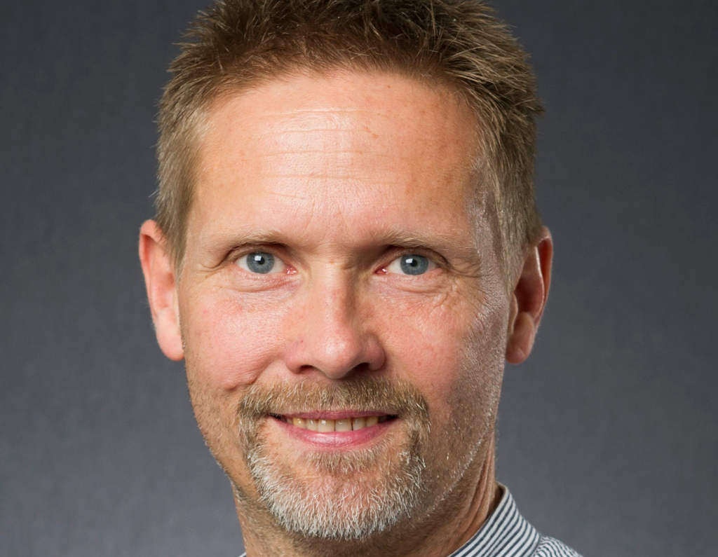 Filosof Morten Dige holder foredrag om tortur. PRfoto.
