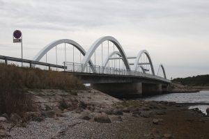 Munkholmbroen skal renoveres. Arkivfoto: Rolf Larsen.