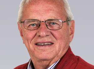 Ole Brockdorff (S) er også denne gang kommet med på Socialdemokratiets kandidatliste. PR Foto.
