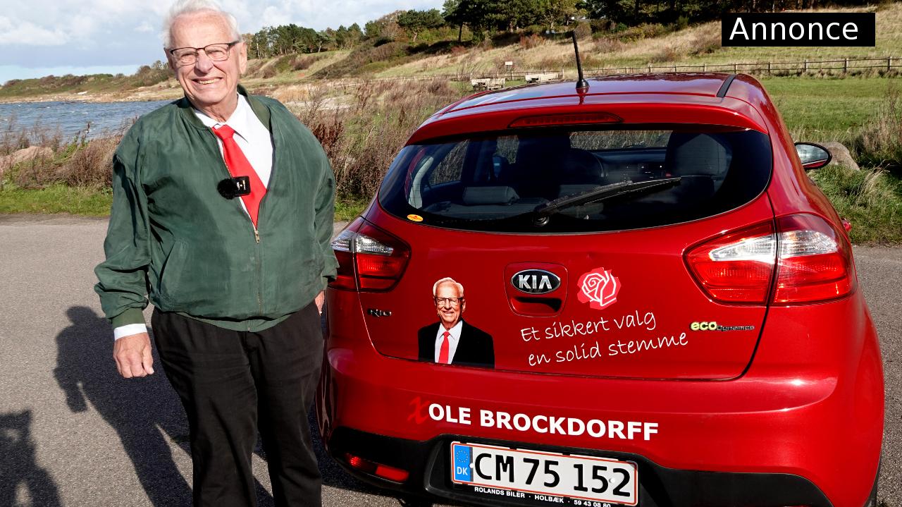 Ole Brockdorff – et miniportræt af en erfaren byrådspolitiker
