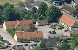 Øens skole klarer sig godt i de nationale tests. Foto: Jesper von Staffeldt.