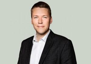 Rasmus Horn Langhoff er bekymret over udsigten til mulig brugerbetaling på Kalundborgmotorvejen. PRfoto.