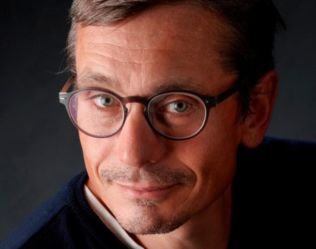 Professor Søren R. Fauth giver foredrag på Holbæk Bibliotek. PRfoto.