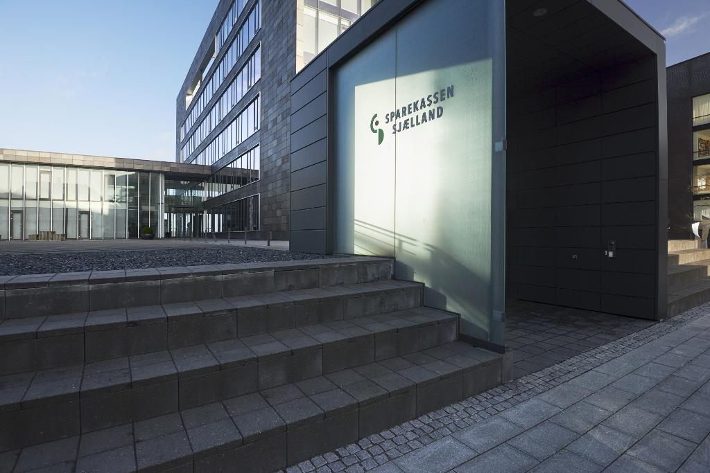 Sparekassen Sjælland-Fyn er kommet ud med et resultat på 61 millioner kroner efter skat i 1. kvartal 2016. PRfoto.