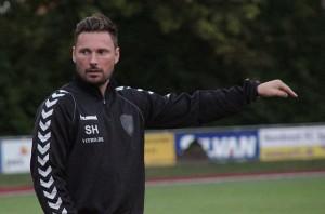 Holbæks tidligere cheftræner Stefan Håkansson er blevet assistenttræner for Brøndbys kvinder. Arkivfoto: Rolf Larsen.